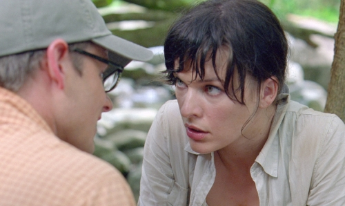 Jovovich inquires as to the availability of a multipass